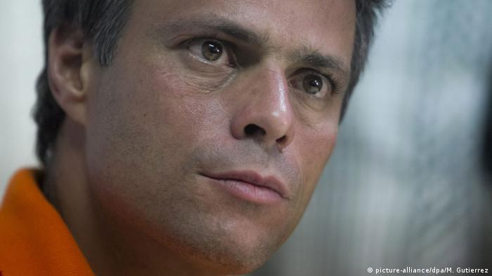 Leopoldo Lopez Hungerstreik