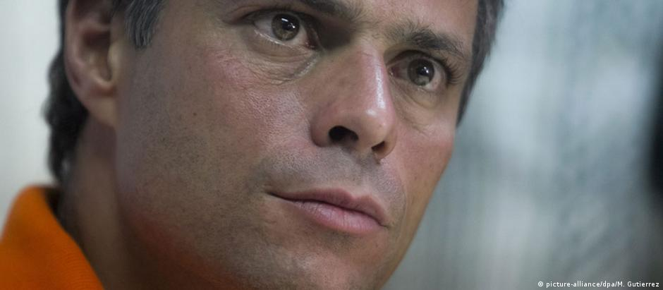 Senadores brasileiros não conseguiram falar com os oposicionistas, entre eles Leopoldo López