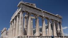 Griechenland Parthenon in Athen
