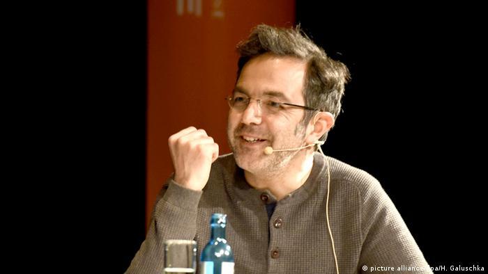 Deutschland Navid Kermani Schriftsteller