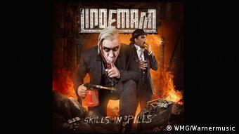 Cover of Lindemann album. Copyright: WMG/Warnermusic