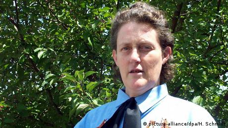 USA Temple Grandin US-Professorin