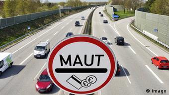 Deutschland PKW Maut Symbolbild