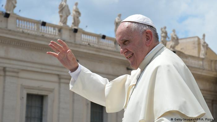 Pope Francis launched his encyclical on the environment