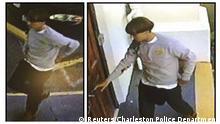 USA Schießerei in einer Kirche in South Carolina