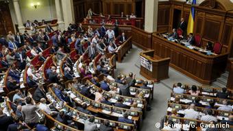 В центрі суперечки опинився один з пунктів домовленостей, досягнутих в лютому у Мінську