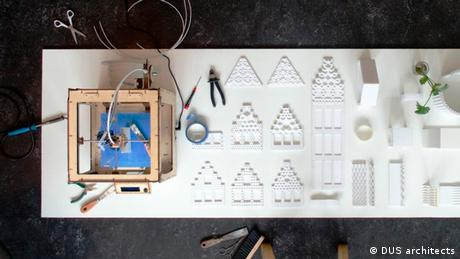 Niederlande 3D-Drucker