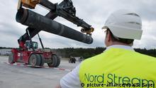 Deutschland Pipeline Nord-Stream