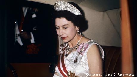 Österreich Queen Elizabeth II.