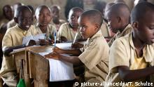Burundi Schule in Bujumbura