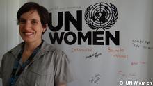 Joana Chagas von UN Women leitet ein Programm gegen Gewahlt gegen Frauen in Brasilien; Copyright: UN Women***ACHTUNG: Pressebild nur für die aktuelle, themengebundene Berichterstattung