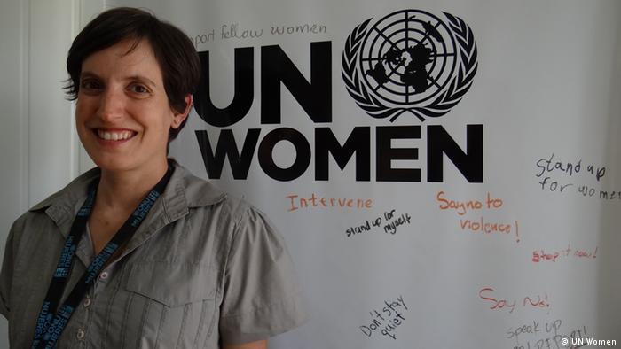 Joana Chagas, de ONU Mujeres Brasil