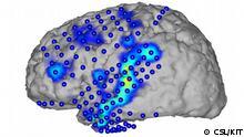 Spracherkennung durch Gehirnströme