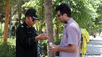 Strafe für Fastenbrecher im Iran