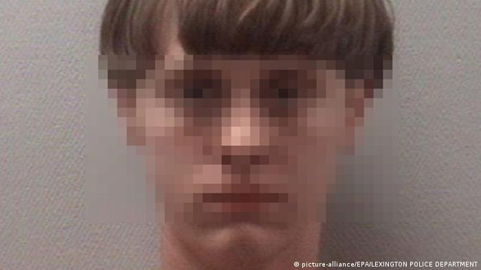USA Schießerei in einer Kirche in South Carolina Mugshot