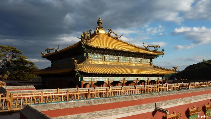 China Mountain Resort and its Outlying Temples at Chengde, China; Copyright: Andreas from China