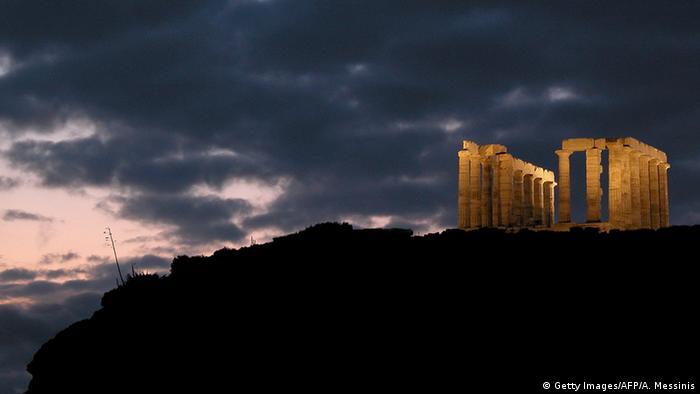 Symbolbild Griechenland EU