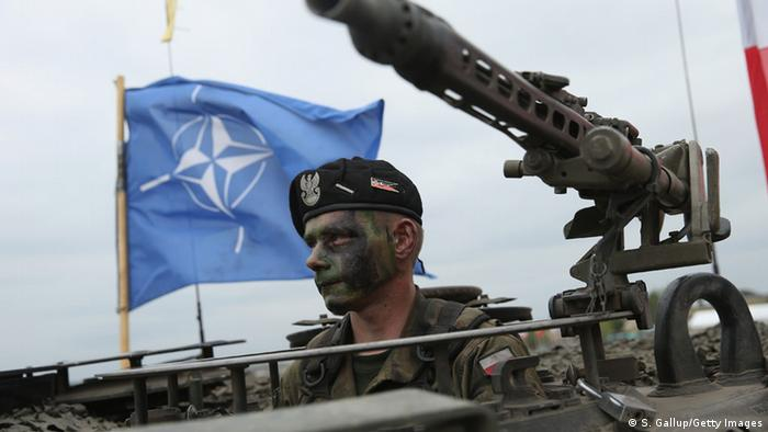 NATO Übung Noble Jump in Zagan (S. Gallup/Getty Images)