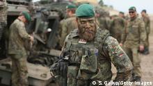 NATO Übung Noble Jump in Zagan