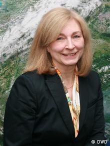Deutschland Lydia Gates Meteorologin Deutscher Wetterdienst (Foto: DWD).