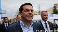Griechenland und Russland unterschreiben Pipeline-Deal