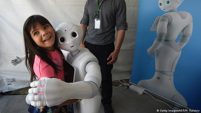 Japan Roboter Pepper