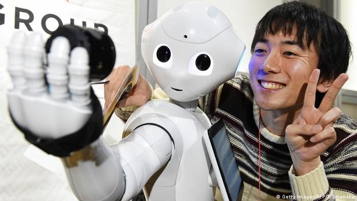 Japanese Consumers Quick To Welcome Robot Assistants Asia An In