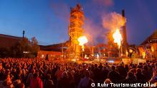 LWL-Industriemuseum Henrichshütte Hattingen © Ruhr Tourismus/ Kreklau Pressebild von der Seite: http://www.extraschicht.de/presse/pressebilder/ Bitte weisen Sie darauf hin, dass es sich dabei um ein Bild von der ExtraSchicht handelt und geben den entsprechenden Bildnachweis an.