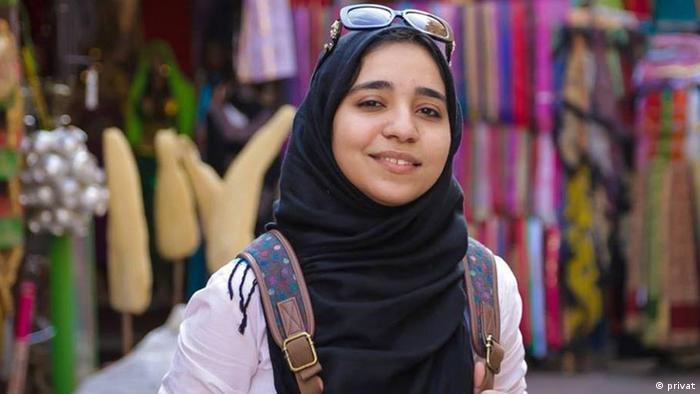 Ägypten Israa al-Taweel