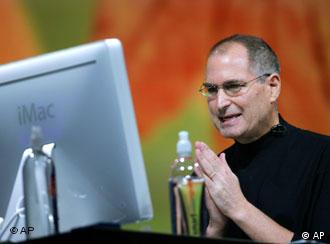 Steve Jobs, Quelle: AP