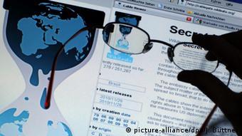 Symbolbild Wikileaks