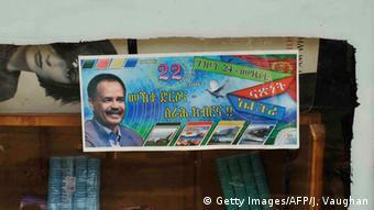 Posteri predsjednika Eritreje su svugdje, a stanovnicima prostaje samo bijeg