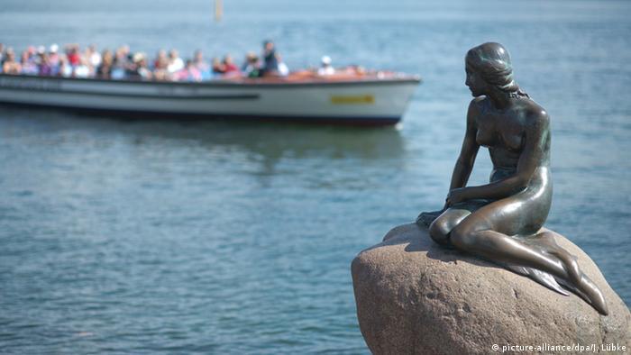 Dänemark Meerjungfrau