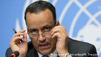 UN envoy Ould Cheikh Ahmed