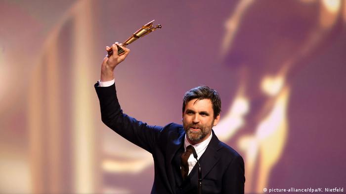 Berlin Verleihung des 65. Deutschen Filmpreises Lola Sebastian Schipper