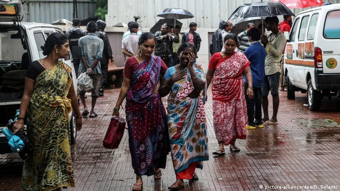 Indien Mumbai Alkoholvergiftung