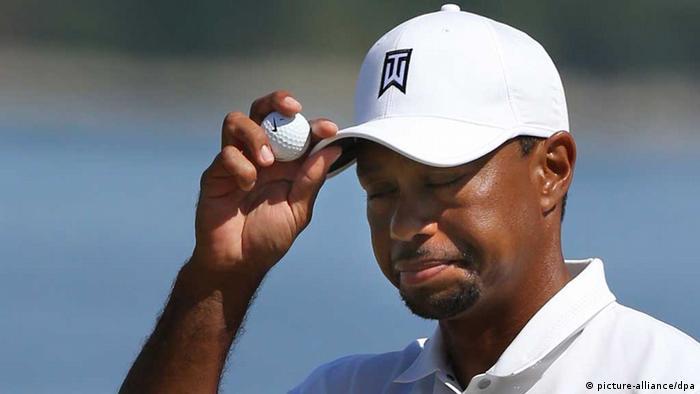 Tiger Woods demontiert sich selbst
