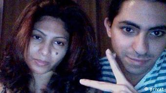 Raif Badawi und Ensaf Haidar