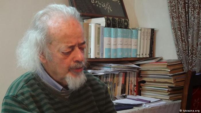 Iran Teheran Mohammad Maleki Aktivist (tavaana.org)