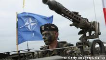 NATO Manöver in Polen (Getty Images/S. Gallup)