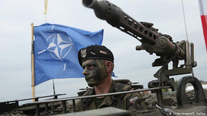 NATO Manöver in Polen