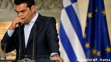 Griechenland legt neuen Vorschlag vor Alexis Tsipras ARCHIV