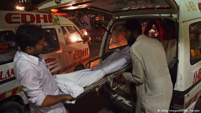 Hitzewelle in Pakistan fordert zahlreiche Opfer (Getty Images/AFP/A. Hassan)