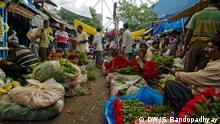 Kolkata Blumenmarkt