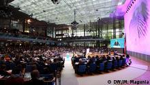 Opening ceremony Peter Limbourg, Director General of Deutsche Welle © DW/M. Magunia