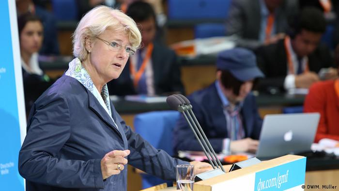 Monika Grütters, responsabil guvernamental pentru cultură şi media