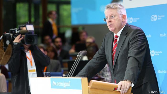 Directorul-general DW, Peter Limbourg