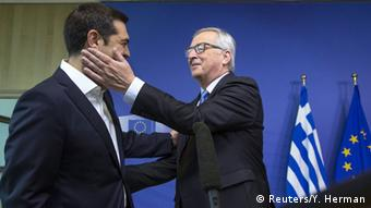 Belgien Gipfeltreffen der Eurogruppe Griechenland