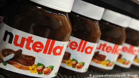 Ferrero Nutella