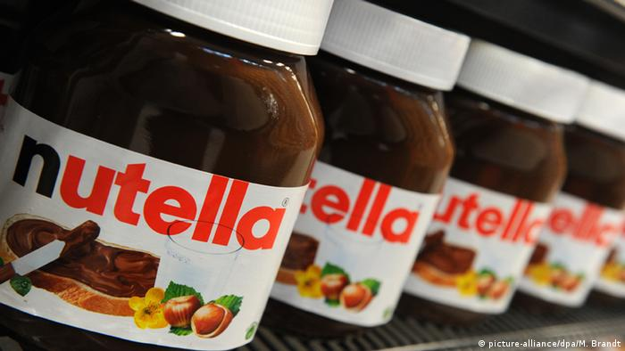Ferrero Nutella (picture-alliance/dpa/M. Brandt)